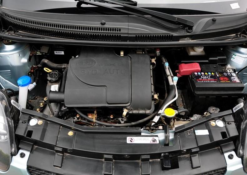 微型车pk 比亚迪f0对比qq3