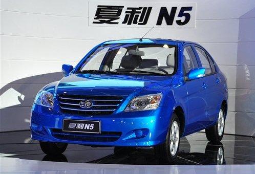 天津一汽夏利n5_夏利N5和威驰V1九月前上市 - 巴渝车网_重庆汽车门户网站