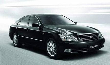 零利率购车 人和丰田皇冠推送礼月活动