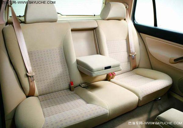 一汽 大众宝来经典 车厢座椅图库图片