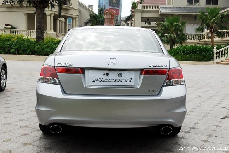 广本雅阁推出新车型 本月12日上市高清图片