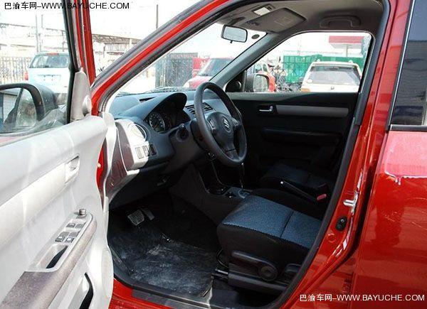 长安铃木雨燕 车厢座椅图库 -长安铃木 雨燕高清图片