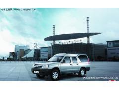 郑州日产 锐骐多功能商用车 3.2四驱标准型高清图片