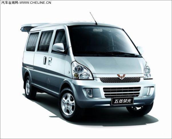 五菱荣光 -五菱荣光经济型(空调)N707-车身外观-通用五菱五菱荣光 高清图片