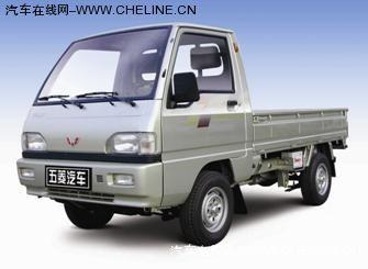 五菱小卡-五菱双排座货车(加长)9700-车身外观-五菱汽车五菱小卡 图片