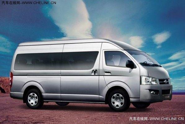 九龙商务车HKL6540C柴油版 九龙汽车