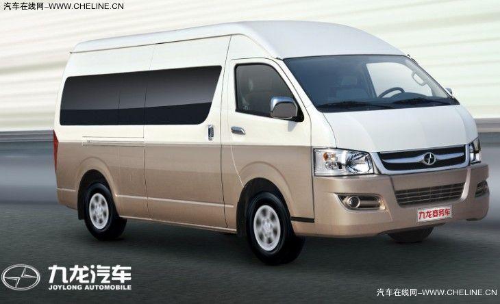 九龙商务车HKL6540E4汽油版2 九龙汽车